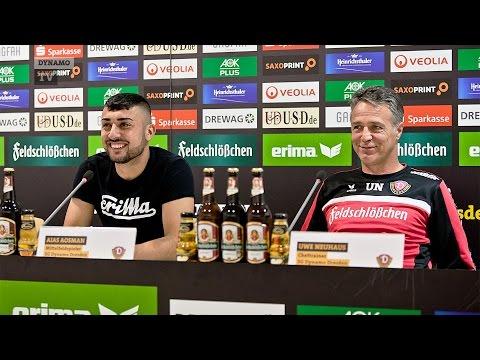 11. Spieltag | SGD - VFR | Pressekonferenz vor dem Spiel