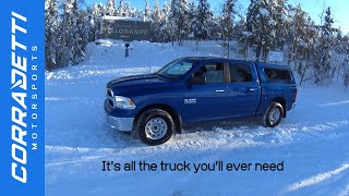 Ram 1500 4x4 3.6L - It's all the truck you'll ever need