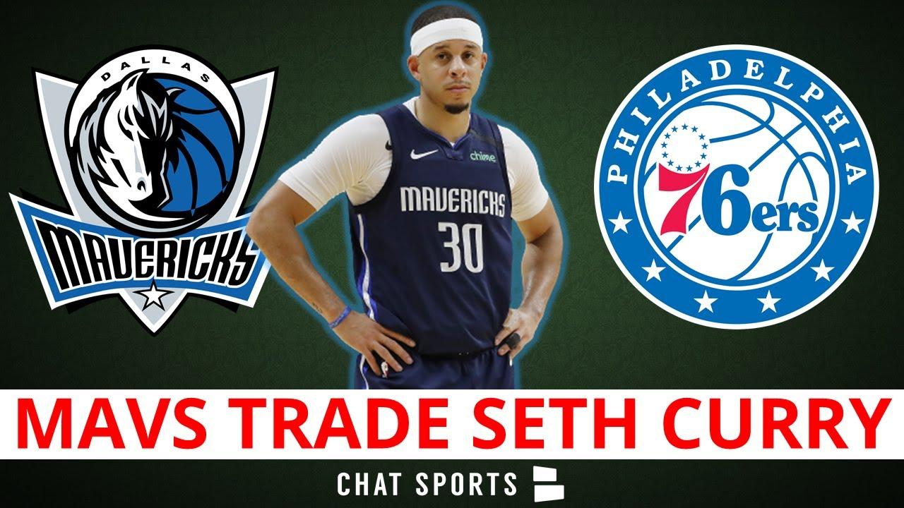 Philadelphia 76ers Acquire Seth Curry From Dallas Mavericks For ...