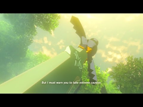 Legend Of Zelda Breath of the Wild Ep 16: Master Sword, Saria lake, and Shrouded Shrine