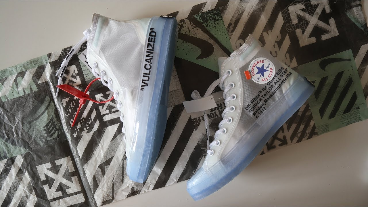 STYLE TIPS UNBOXING!!!Off White x Converse Chuck Taylor - YouTube e2a3f0e2ae455