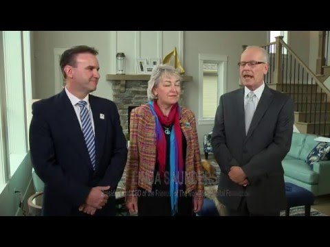 Hand in Hand: Supporting Moncton's Hospitals