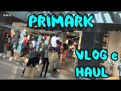 VLOG PRIMARK E TRY ON HAUL |ABstract