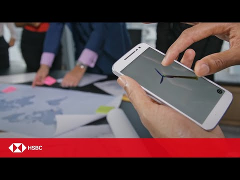 HSBC Commercial Banking | Creating a sustainable future
