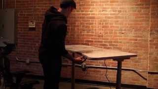 Updesk: Why Nashville Artist Jeremy Cowart Loves His Standing Desk