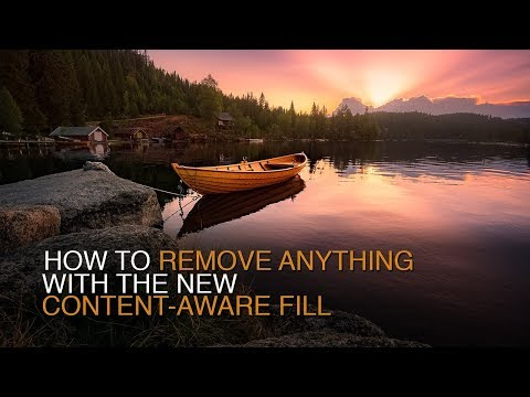 How to Remove Anything with Content Aware Fill in Photoshop thumbnail