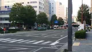 仙台市立病院ドクターカーSA3出動.