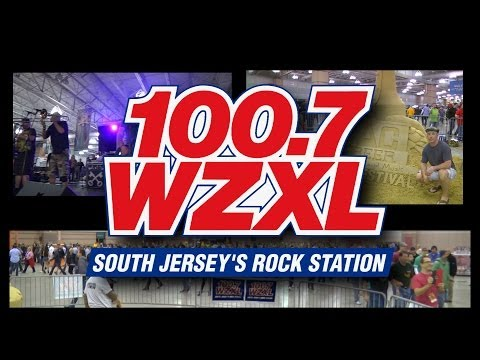 100.7 WZXL PRESENTS THE ATLANTIC CITY BEER & MUSIC FESTIVAL 2014