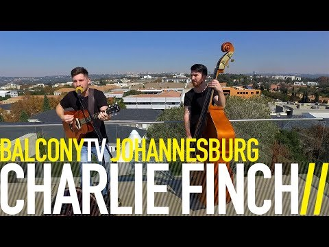 CHARLIE FINCH - IF I EVER LET YOU DOWN (BalconyTV)