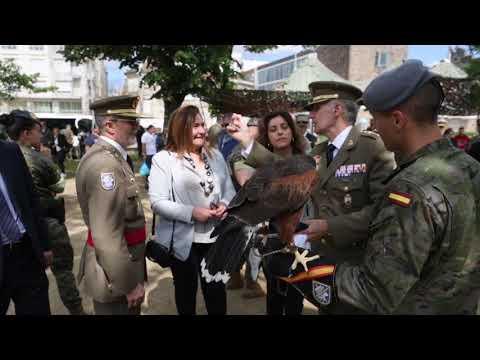 Pontevedra celebra el Día de las Fuerzas Armadas