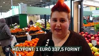 Mélypont: 1 euró 337,5 forint 20-01-23