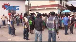 Surge nuevo conflicto armado entre poblados de Guerrero