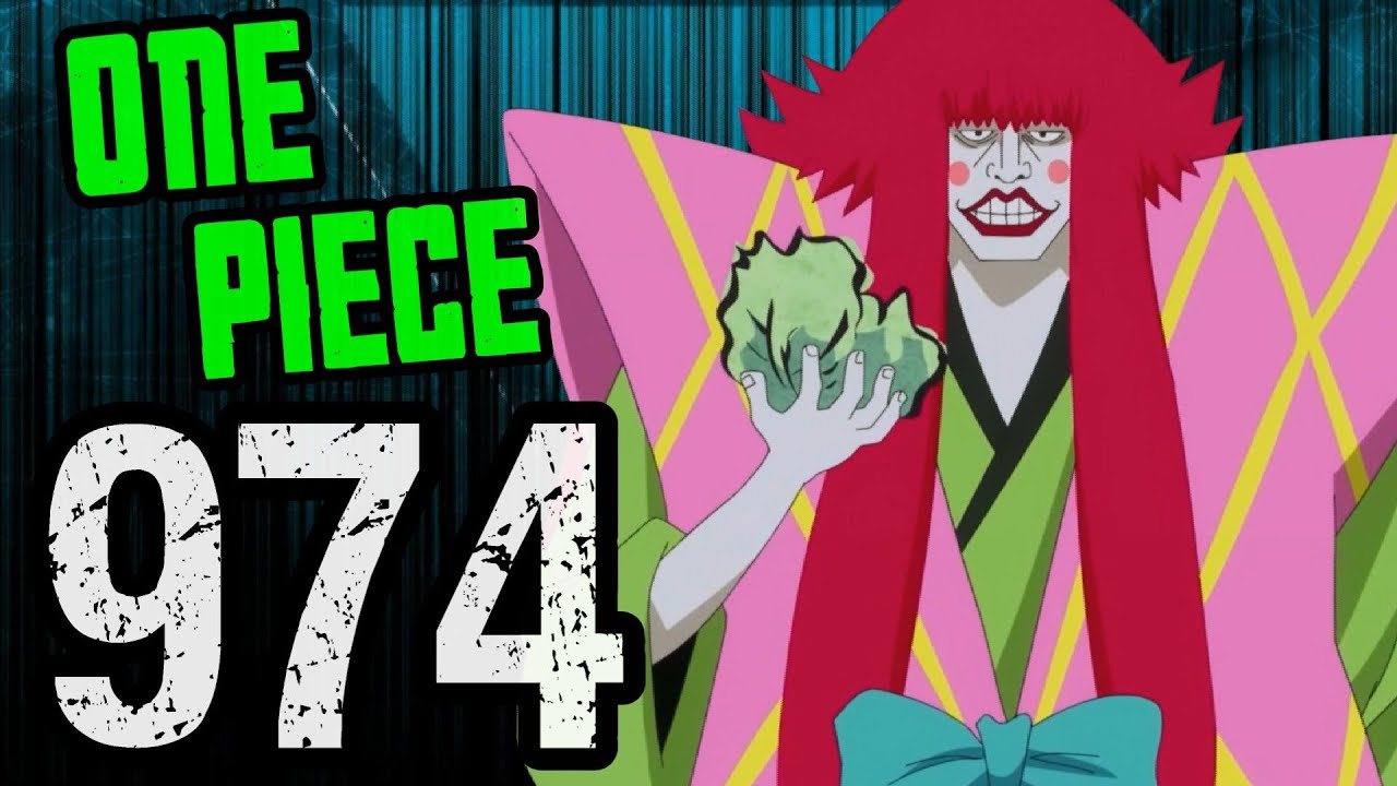 "One Piece Chapter 974 Review ""The Duplicitous Actor"""