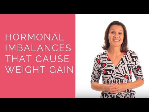 Hormonal Imbalances That Cause Weight Gain And Weight Loss Resistance