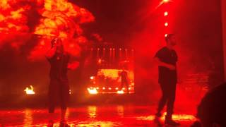 Drake & Lil Wayne - HYFR (Live) - Holmdel, NJ
