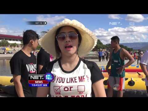 Menikmati Keindahan Wisata Pulau Samosir - NET12