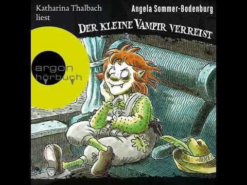 Der kleine Vampir verreist YouTube Hörbuch Trailer auf Deutsch