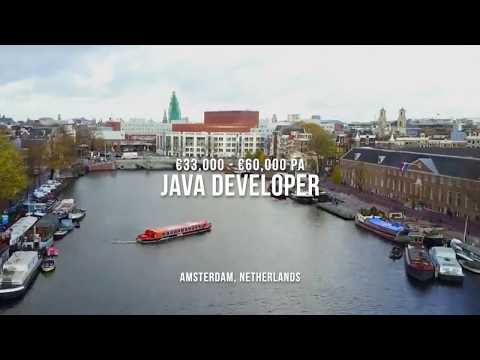HIRING: Java Developer in Amsterdam | Ref. 30946
