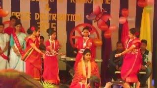 Lila Bali. Performed By: Nafisa Anjum &Her Group@Milestone School's Annual Program- 22th Dec,'15