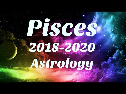 Pisces Astrology 2018-2020 MONEY MANIFESTATION & True Love