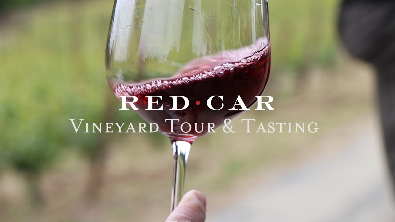 Red Car Vivio Vineyard Syrah // Set of 2 video thumbnail