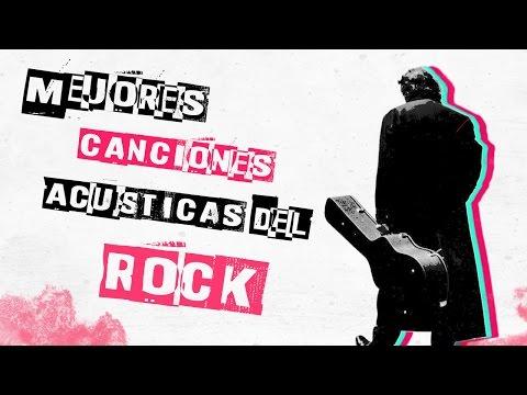 Mejores canciones acústicas del rock