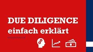 видео Due diligence (дью дилидженс): как и зачем проводится, где можно заказать услугу?