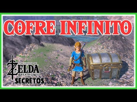 Secretos y Trucos Zelda Breath of the Wild - El cofre INFINITO