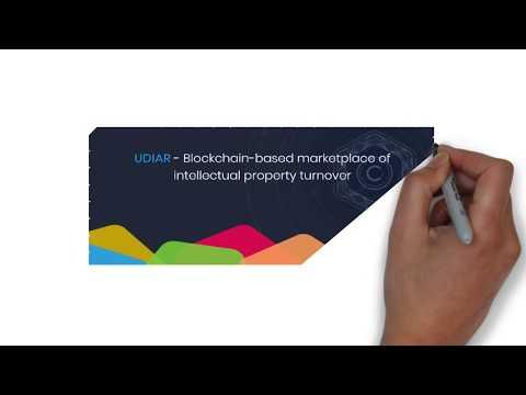 UDIAR - Blockchain-Based Copyright Depository [ICO]