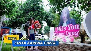 Download lagu Romantis! Mirza beri Surprise untuk Sang Istri | Cinta Karena Cinta - Episode 289 & 290