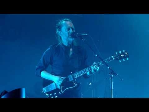 Radiohead - Weird Fishes/Arpeggi - Paris Zenith 2016