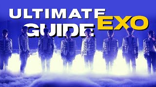 THE ULTIMATE GUIDE TO EXO | group history, storyline, and member info