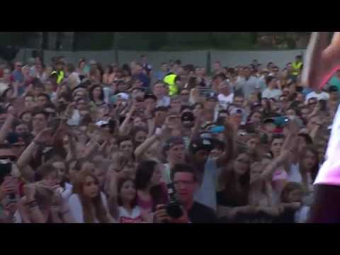 Cro - Lange Her - Live in Konstanz 2014 #TagAmSee
