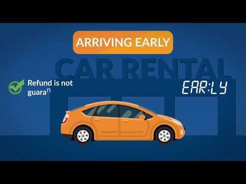 How To Return A Rental Car In Australia