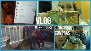 VLOG: UN MIÉRCOLES CONMIGO! + COMPRAS!    LADYROSS01