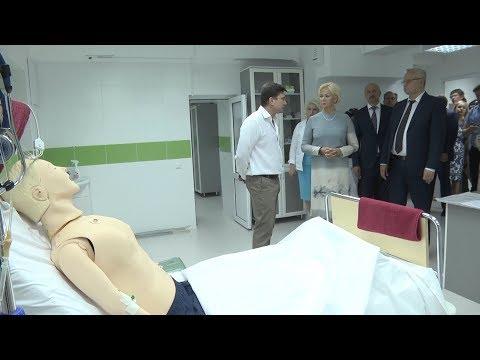Заместитель министра здравоохранения России проинспектировала ставропольские поликлиники