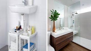31 IKEA Bathroom Cabinet Hack
