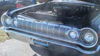 1964 Dodge Patrol Car BlkWht DaytonaSpdTRR112312