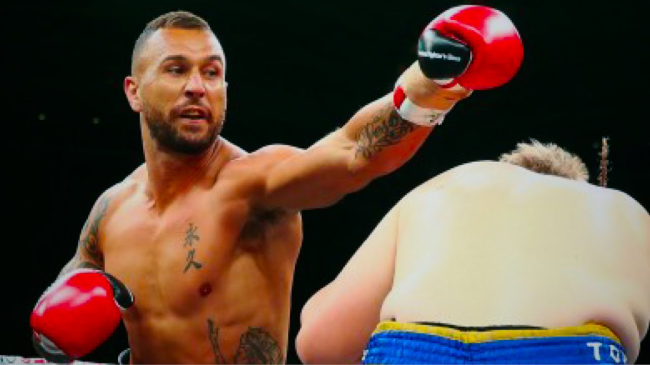Quade Cooper - Boxing Highlights   Knockouts & Best ...