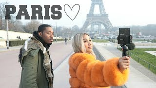 PARIS WITH BAE | VLOG 11