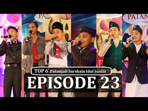 Patanjali Surshala Idol Junior Episode 23 KTV
