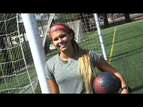 Jacey Pederson - Palo Alto Soccer - Highlights/Interview - Sports Stars of Tomorrow