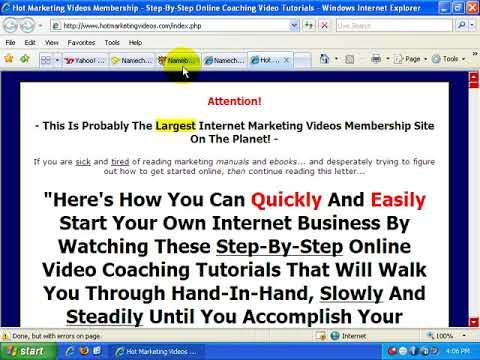 Introduction. choosing & registering domain names - YouTube