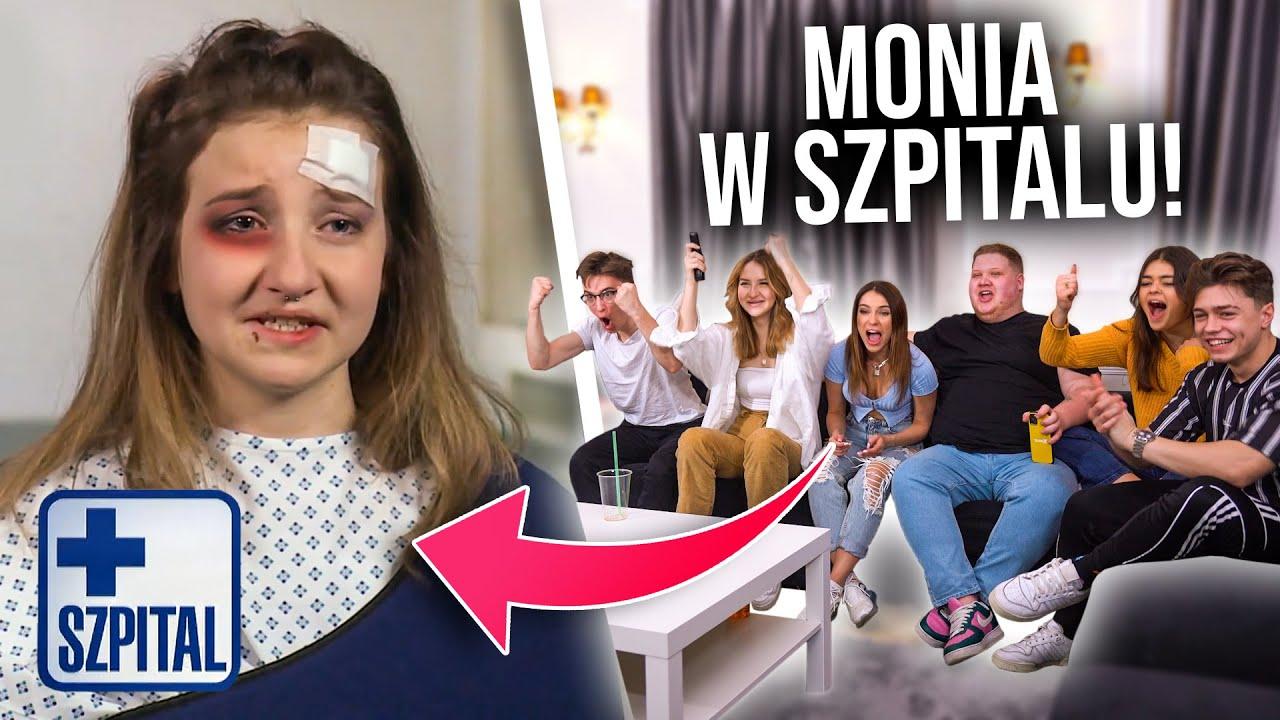 Download OGLĄDAMY odcinek SZPITALA z MONIĄ!