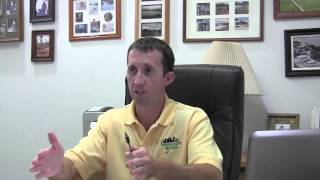 How to Use a Sod Cutter - Houston Pearland Missouri City Katy