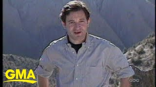 Dan Harris over the years | GMA