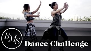 work dance challenge with yassi pressman laureen uy