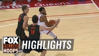 Mustapha Heron's 25 points pace St. John's to 109-79 win over Mercer | FOX COLLEGE HOOPS HIGHLIGHTS