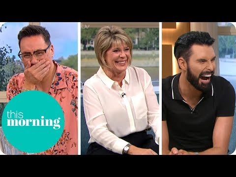 August's Funniest Moments   This Morning