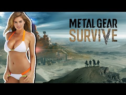 Warning: Konami Forbids You To Use Metal Gear Survive As A Dating Service